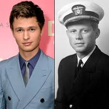 Jfk Ansel Elgort Cast As Young Jfk In Mayday 109