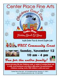 christmas card lane holiday stroll u0026 shop the community roundtable