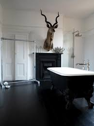 black and white bathroom ideas gallery bathroom black white bathroom interior with glossy looks