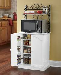 kitchen pantry storage cabinet microwave oven stand with storage scroll microwave pantry stand kitchen solutions kitchen