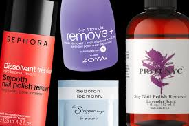 which nail polish remover takes off glitter polish the best