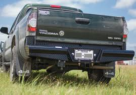 2004 toyota tacoma rear bumper replacement toyota tundra 2014 2017 heavy duty bumpers