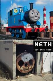 Thomas The Tank Engine Meme - thomas the tank engine kill the hydra