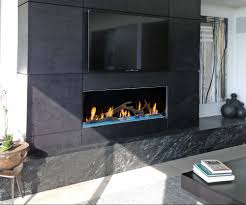 design gallery davinci custom linear fireplaces