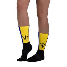 Grenda Flag Socks Properttees