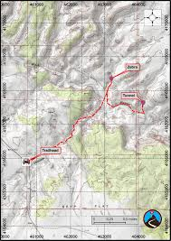 Robbers Cave State Park Map Hiking Zebra And Tunnel Slot Escalante Road Trip Ryan