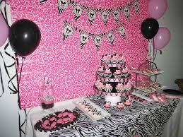 zebra baby shower zebra minnie mouse baby shower party ideas photo 4 of 9 catch