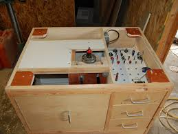 diy router table top router table by john heisz homemade router table featuring a