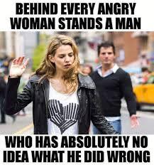 Mad Woman Meme - always the same meme by lazertrip91 memedroid