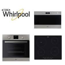 four de cuisine encastrable pack whirlpool encastrable four micro ondes plaque achat vente