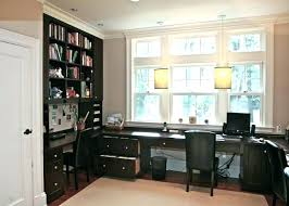 Home Office Built In Furniture Custom Home Office Cabinets Atken Me