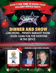 holiday parties stardome