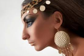 modern egyptian hairstyles history of makeup in egypt lovetoknow