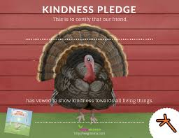 thanksgiving turkey shortage what to eat for thanksgiving plus a free kindness pledge veegmama