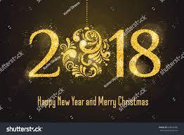 vector 2018 happy new year stock vector 658042486