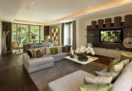 Family Room With Sectional Sofa Apartments Stunning Family Room Decor Ideas With Light Grey