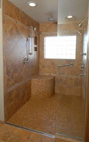 Handicap Accessible Walk In Shower  Bathroom Designs With - Handicap accessible bathroom design