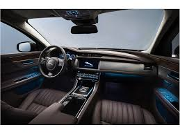 2017 jaguar xf pictures dashboard u s news u0026 world report