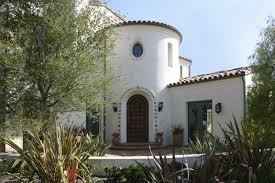 Spanish Mediterranean Homes Covenant Hills Santa Barbara Style Residence Oatman Architects