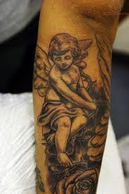 cherub tattoo cherub tattoo pinterest