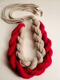 shirt necklace tutorial images 62 best t shirt necklaces scarves images hand jpg