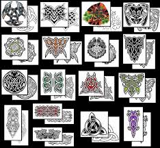 celtic knot tattoos what do they celtic knot tattoos