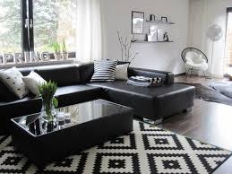 schwarz weiss wohnzimmer ideen schönes deko schwarz weiss wohnzimmer uncategorized 20