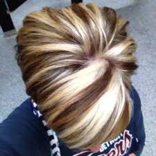 blonde hair with chunky highlights best 25 chunky blonde highlights ideas on pinterest chunky