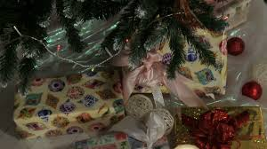 christmas gifts under the christmas tree new year gifts different