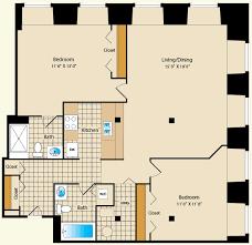 Loft Apartment Floor Plan Floor Plans Dobson Mills Apartments