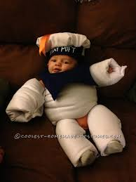 stay puft marshmallow costume stay puft marshmallow baby costume
