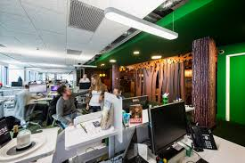 Google Dublin Office Gallery Of Google Campus Dublin Camenzind Evolution Henry J