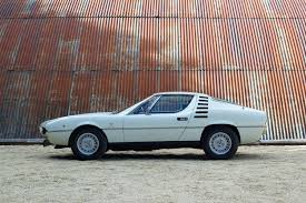 alfa romeo montreal for sale used 1972 alfa romeo montreal for sale in gloucestershire