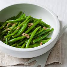 green beans food wine