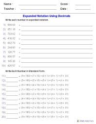place value standard form worksheets 8 best place value images on math activities place