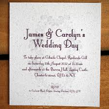 wedding invitations exles exle of wedding invitation wording informal lovely informal
