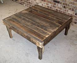 Wood Coffee Tables With Storage Relieving Wood Coffee Tables Reclaimed Coffee Table Wood To