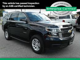 used black chevrolet tahoe for sale edmunds