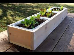diy planter box diy planter box ana white it diy planter box and