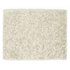 rug nanimarquina roses rug high pile felt area rug in ivory stardust