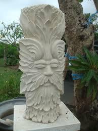 sandstone garden statues ss 224 66 pottery bali