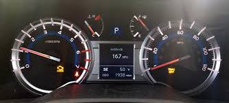 trac off and check engine light toyota 2014 4runner w 1900mi check engine trac off limp mode toyota