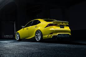 lexus yellow 2014 lexus is350 2012 lexus lfa modified for 2013 sema show