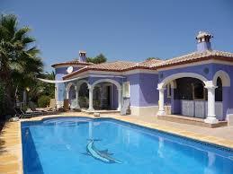 villa azul luxurious bungalow large pool multiple terraces