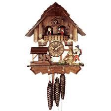 German Clocks 1 Day Musical Cuckoo Clocks German Cuckoo Clocks Clockshops Com