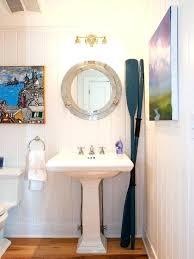Beachy Bathroom Mirrors Beachy Bathroom Mirrors Bathroom Mirror The Best Nautical