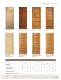 home depot interior door sizes page