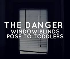 Consumer Reports Blinds Danger Window Blinds Pose To Toddlers