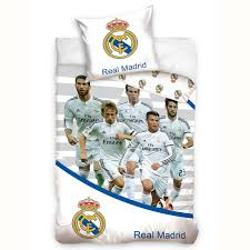 Buzz Lightyear Duvet Cover Official Real Madrid Single U0026 Double Duvet Covers Football Bedding
