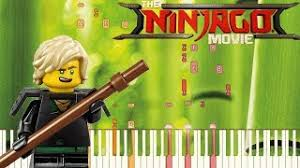 piano tutorial lego house i found my place the lego ninjago movie piano tutorial